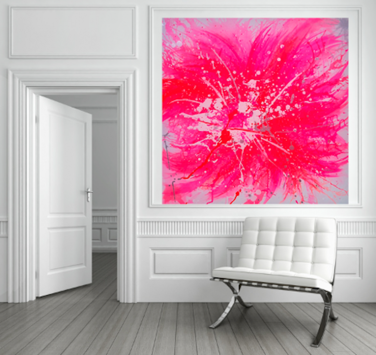 Fotolia Pink Explosion